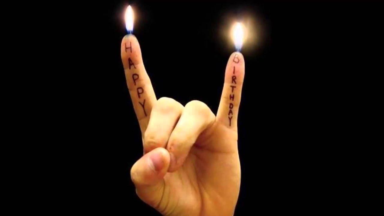 boldog születésnapot rock BOLDOG SZÜLETÉSNAPOT! :)   YouTube boldog születésnapot rock