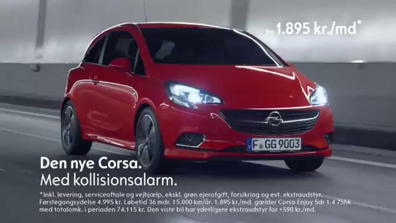Opel Privatleasing på Opel Corsa, Astra og Mokka – spar 50 % på udbetaling i oktober | Opel ...