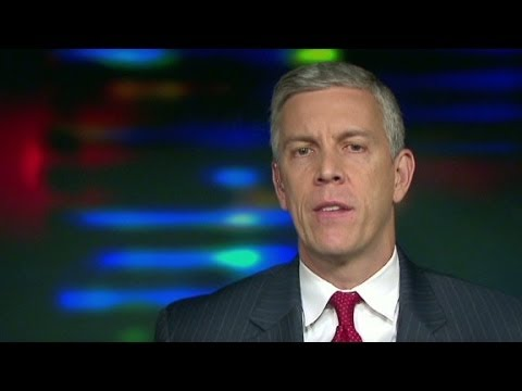 Secretary of Education Arne Duncan discusses the Data Snapshot released by the Office of Civil Rights.