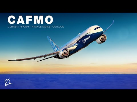 Boeing 2021 Current Aircraft Finance Market Outlook (CAFMO)