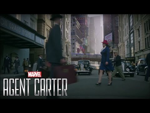 The Visual Effects of Marvel's Agent Carter Season 1