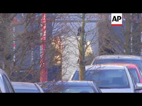 Police seal off part of Brussels amid media reports of possible gunman