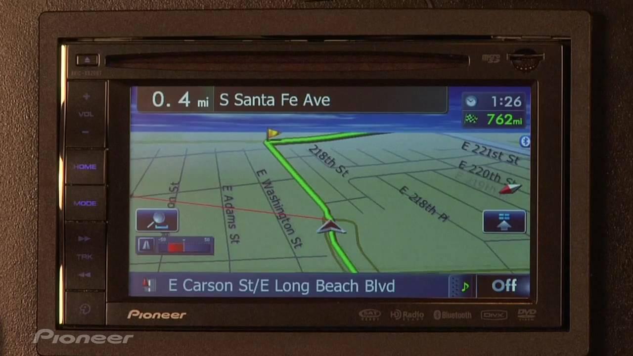 DOWNLOAD DRIVER: PIONEER AVIC-F8430BT GPS NAVIGATION