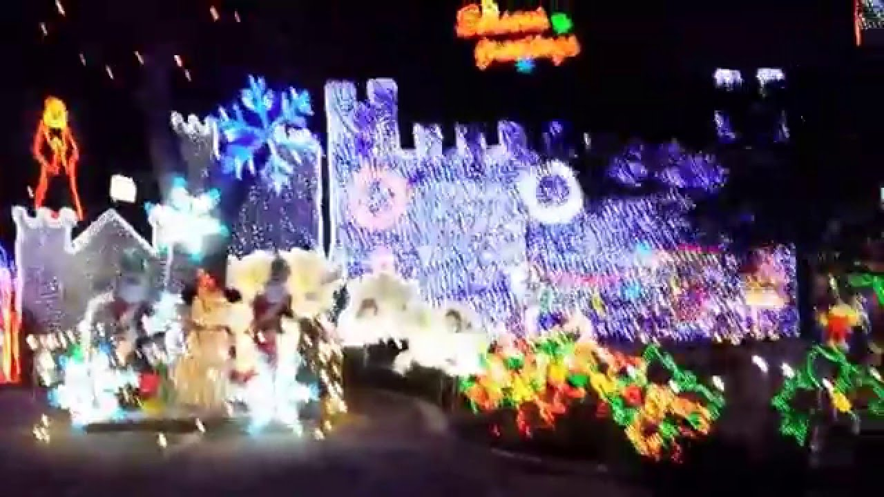 Christmas Tree Lane Fresno.Christmas Tree Lane In Fresno California