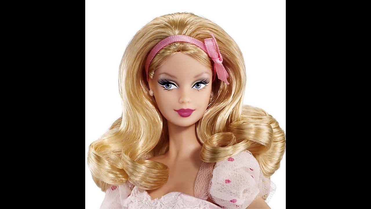 Самые красивые куклы Барби и не только... - YouTube