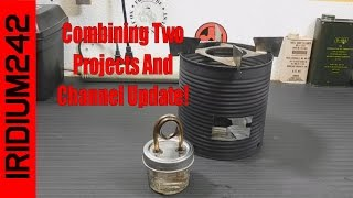 Cooking With Copper Coil Stove And Hobo Stove And Channel Update!