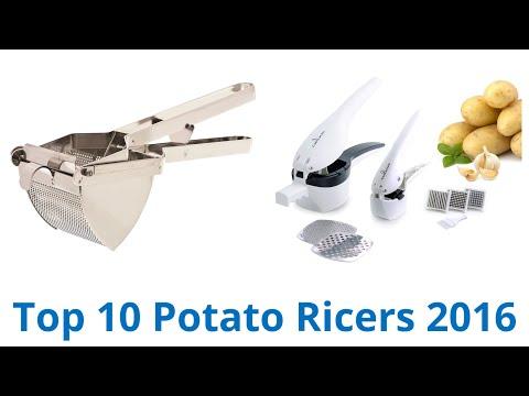 10 Best Potato Ricers 2016