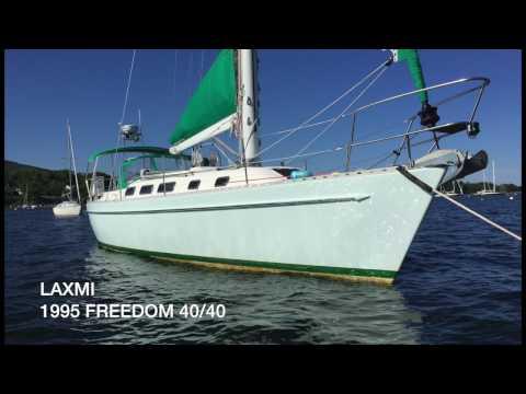 """Freedom 40/40 """"LAXMI"""" Sailboat"""