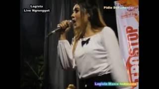 Kimcil Kepolen (NDX) - Nella Kharisma - Lagista Live Ngronggot 2016