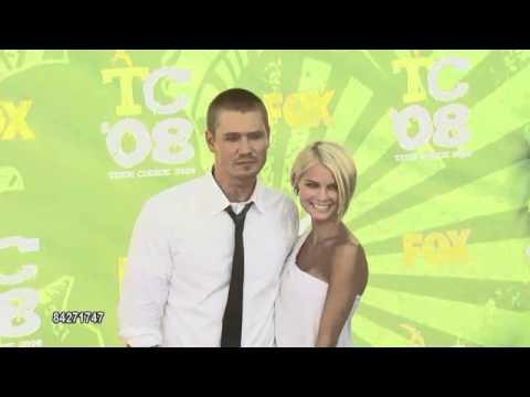 Chad Michael Murray & Kenzie Dalton  Le 03 Août 2008  Au Teen Choice Awards 2008