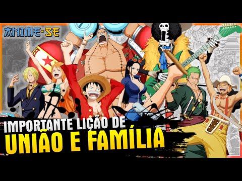 Você faz parte do corpo de Cristo | One Piece nos ensina em ANIME-SE