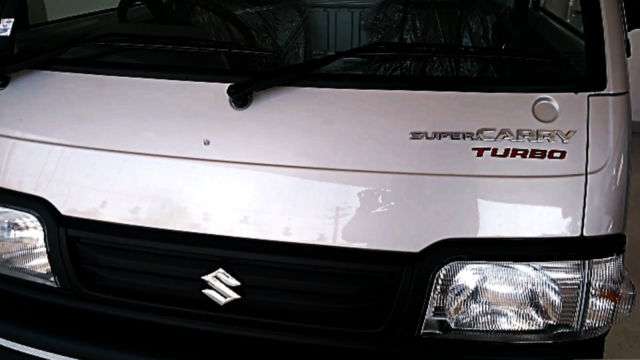 Maruti Suzuki Super Carry Mini Truck Complete Review Including Price Mileage Specifications Youtube