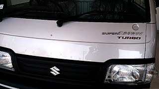 Maruti Suzuki Super Carry Mini Truck Complete Review including price, mileage, specifications