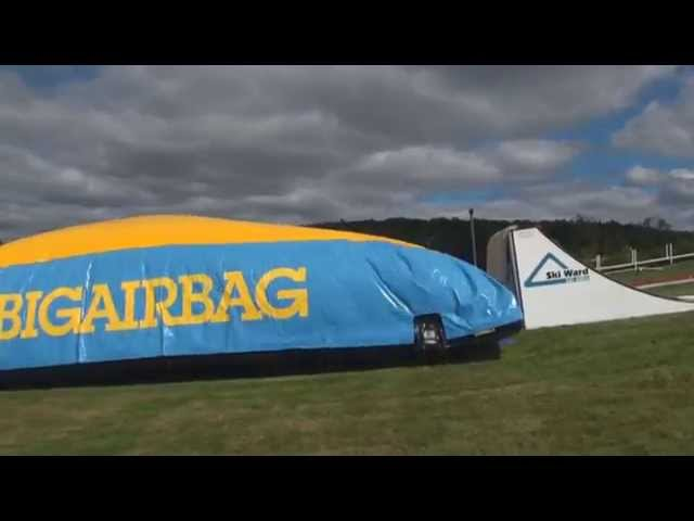 BigAirBag Now Open at Ski Ward
