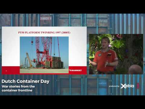 What can IT learn from real world container shipping?
