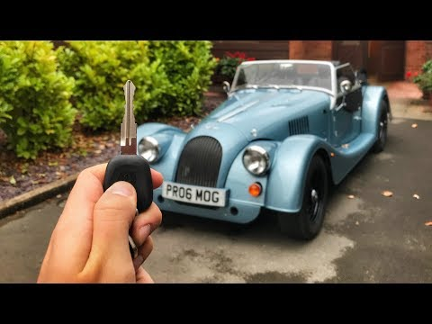 [Hunt For A Classic] Collecting A Morgan V6 Roadster