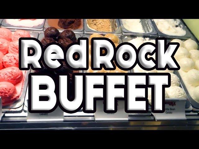 Red Rock Casino Las Vegas Buffet Full Tour