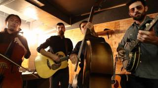 the Avett Brothers Sing, The Prettiest Thing by David Childers