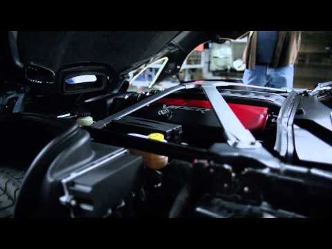 """Analysis: 2014 SRT Viper """"Body and Soul"""" Commercial – Feature"""