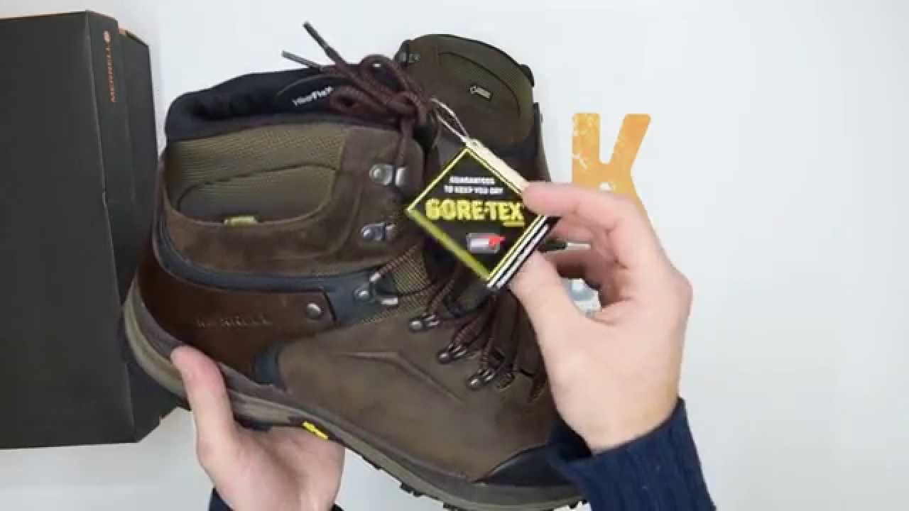 ad549f695ce Merrell Crestbound GTX - Clay - Walktall | Unboxing | Hands on