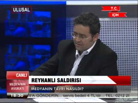 MEDYANIN AVUKATI 17.5.2013. (  ERGENEKON DAVASI - REYHANLI'DAKİ GELİŞMELER. )