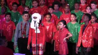 McKamy Elementary Presents Broadway on Briargrove