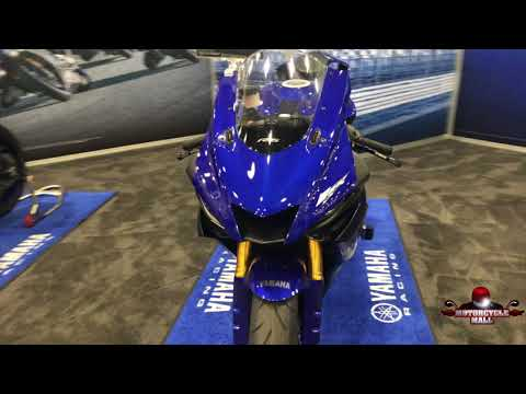 download 2019 Yamaha R6 | First Look