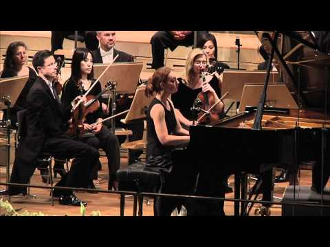 Concours Géza Anda 2012 | Mozart-Round  Varvara Nepomnyashchaya 09.06.2012