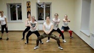 """Реггетон - средняя группа. Школа танцев """"Драйв"""""""