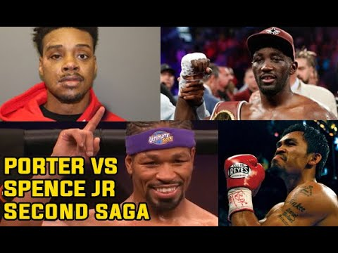 Wait Manny Pacquiao, Shawn Porter will finish Errol Spence Jr and Terence Crawford