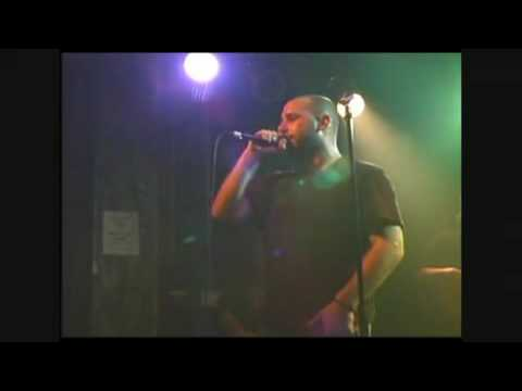 SAGE FRANCIS - Crack Pipes (Live w/ Band) 2003