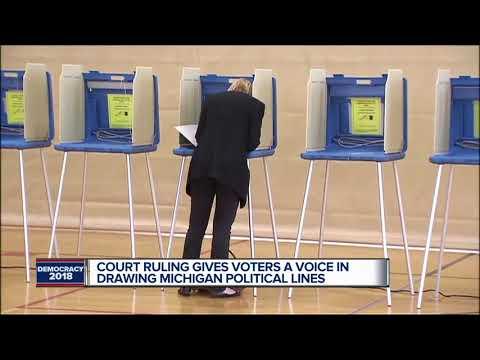 Michigan Supreme Court allows gerrymandering vote on November ballot