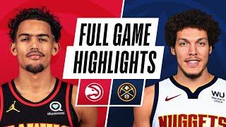 Game Recap: Nuggets 126, Hawks 102