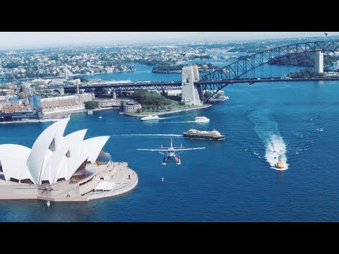 Sydney Seaplanes | Seaplane Fights | Experience Oz