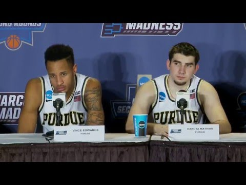 News Conference: Purdue vs. Arkansas-Little Rock Postgame