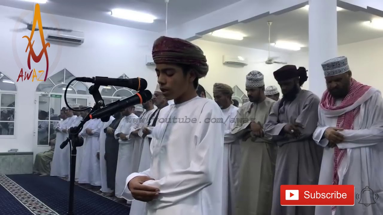 A Young Boy | Very Emotional Quran Recitation | Salat Tarawih by Hafiz Usama Zehri  || AWAZ