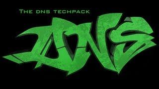 Minecraft Na DNS TechPack-u Odc 1 Praca Drwala i brak Stacha