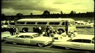 Building  National Defense Interstate Highways 1961