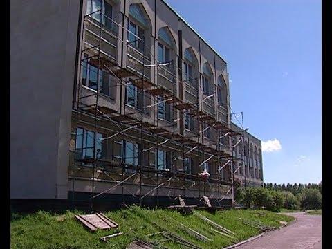 В школе, которой более 110 лет, стартовал ремонт