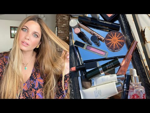 A New Year's Eve Look Tutorial: Feat. ReViVe, New Serge Lutens Foundation + Charlotte Tilbury Galore