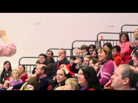The Science of Chocolate Lecture