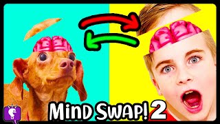 Brain Swap Part 2! with HobbyFrog and HobbyFlappy