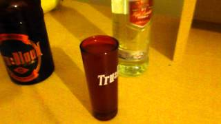 Trying The Fang Banger Drink      (Part 2) Thumbnail