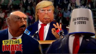 The Best & Worst of Donald Trump | Spitting Image