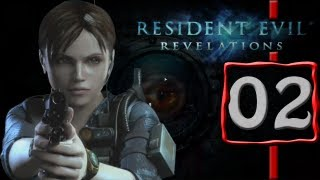 Vamos jogar Resident Evil Revelations Para as profundezas Episódio 1-2 detonado PC - 02
