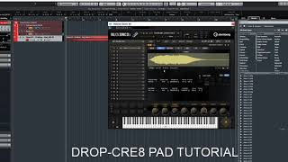 DROP CRE8 Pad Tutorial