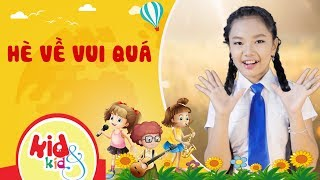 Hè Về Vui Quá - Bé Trà My [Official]