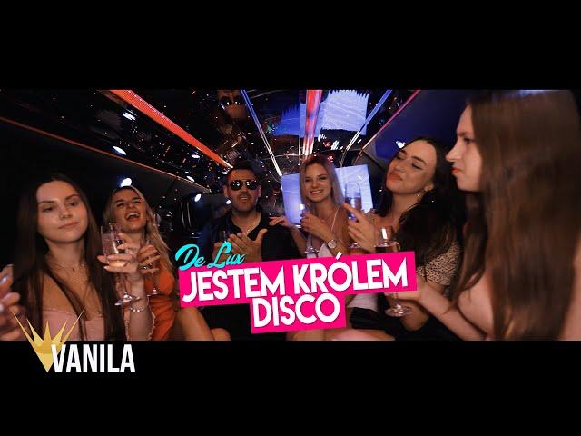 De Lux - Jestem Królem Disco (Oficjalny teledysk) NOWOŚĆ DISCO POLO 2021