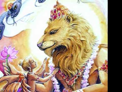 Sri Narasimha ~ Gayatri Mantra
