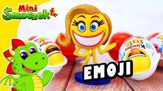 Emoji, Emotki Bajka, Emotikony Wideo, Film Emoji Po Polsku, Minek, Filmiki Dla Dzieci Z Emotkami
